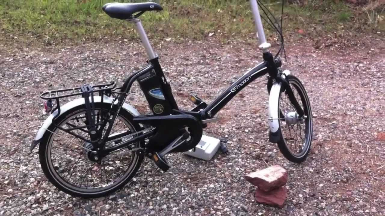 Bh Emotion Volt Folding Electric Bike In For Review Electric