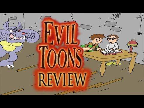 Cartoon Corner Evil Toons Review Evil Cartoon Reviews