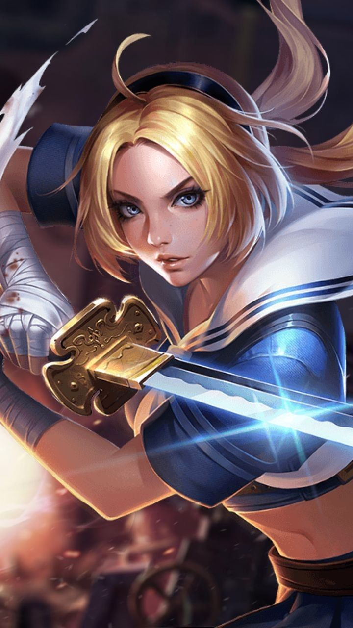 Aov Butterfly Sailor Wallpaper