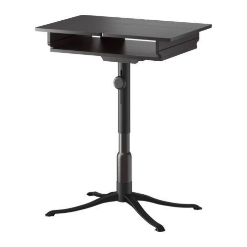 Scrivania Alve Ikea.Us Furniture And Home Furnishings Laptop Table Ikea
