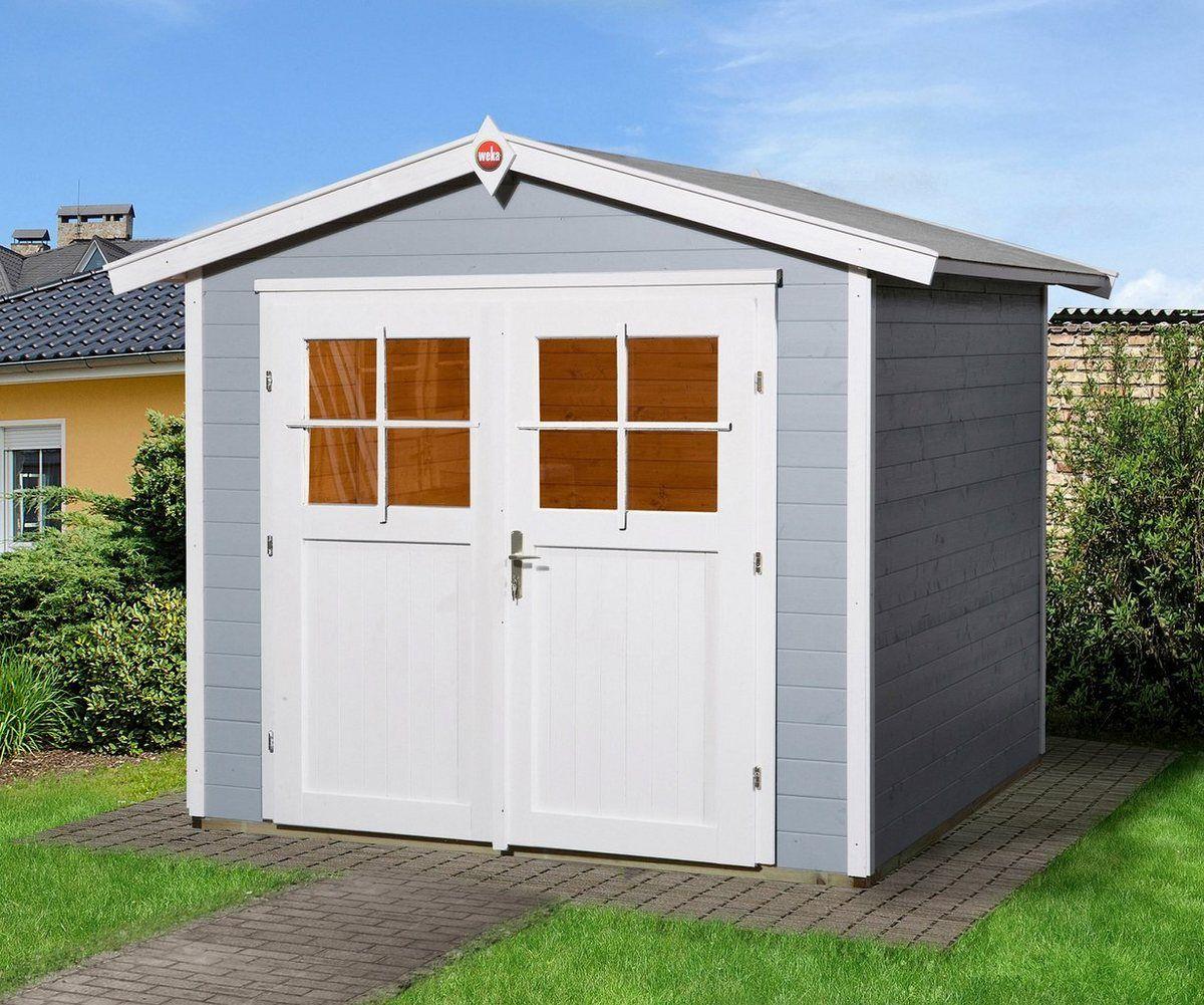 Türen im Gartenhaus einbauen darauf sollten Sie achten