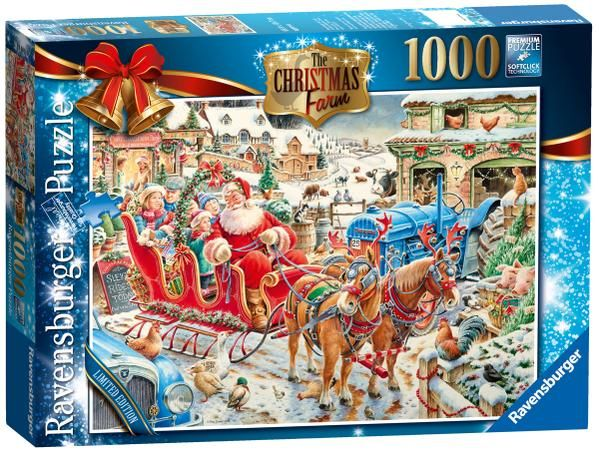 COMPETITION for a chance to win ChristmasFarm limited edition puzzle just RT&FLW ends 28/11/2014 #ChristmasGiftIdeas http://t.co/NpvxwILgKo