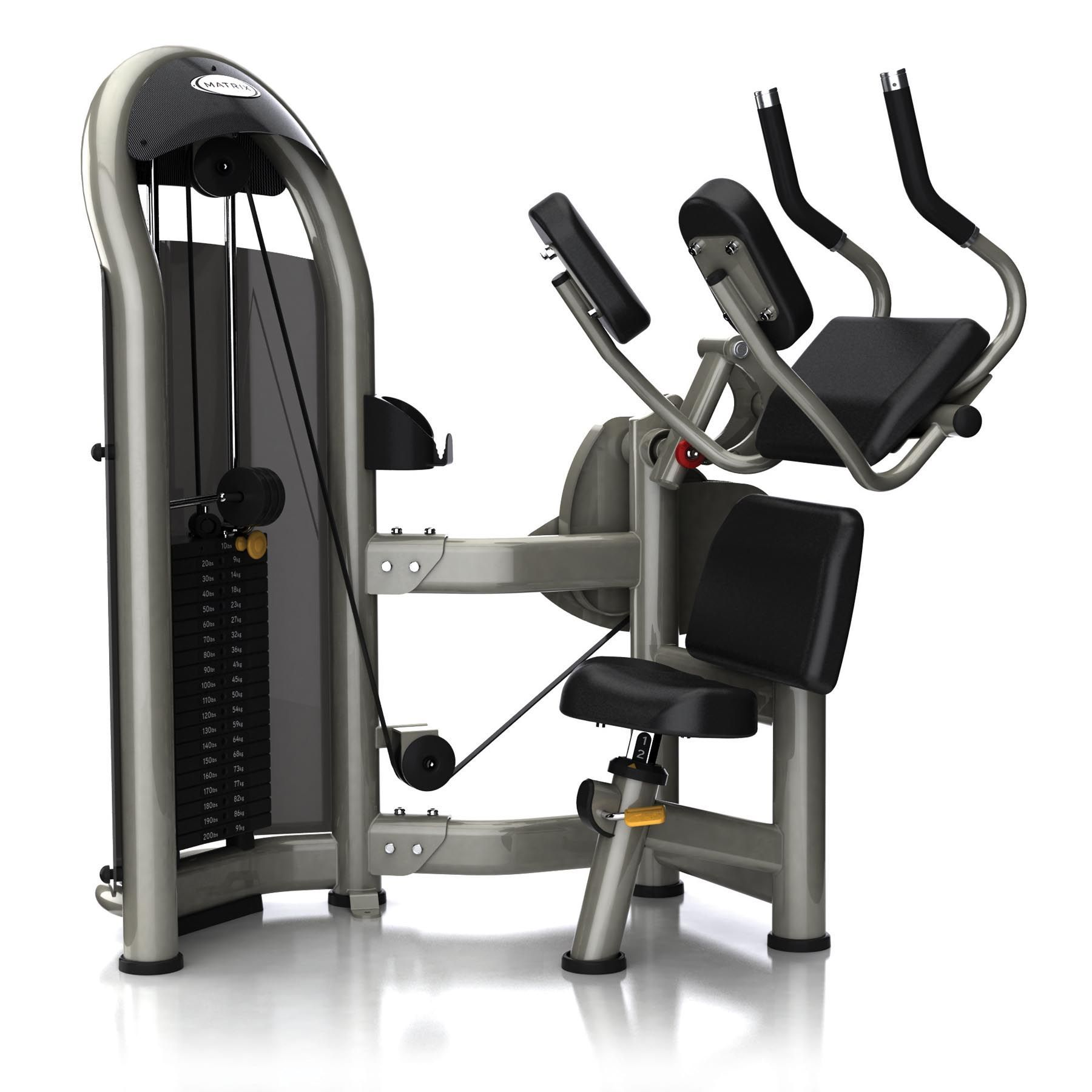 A look at the common commercial strength equipments