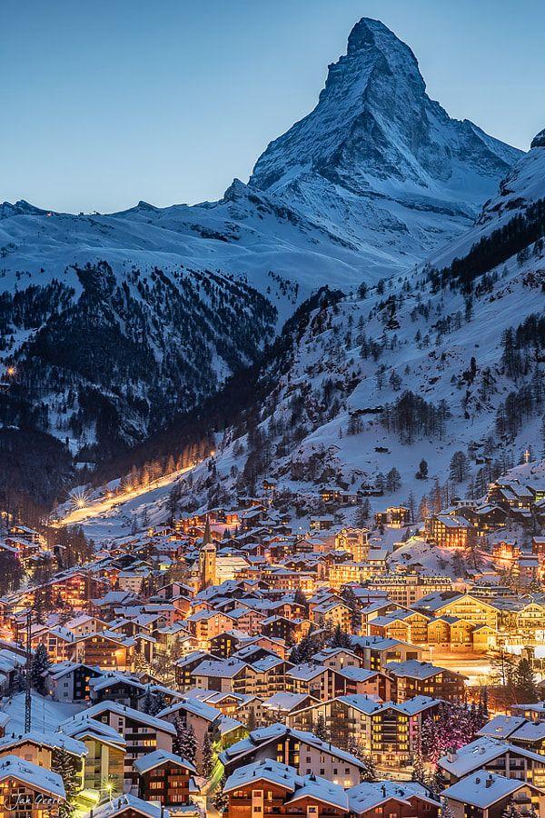 Zermatt by Jan Geerk / 500px