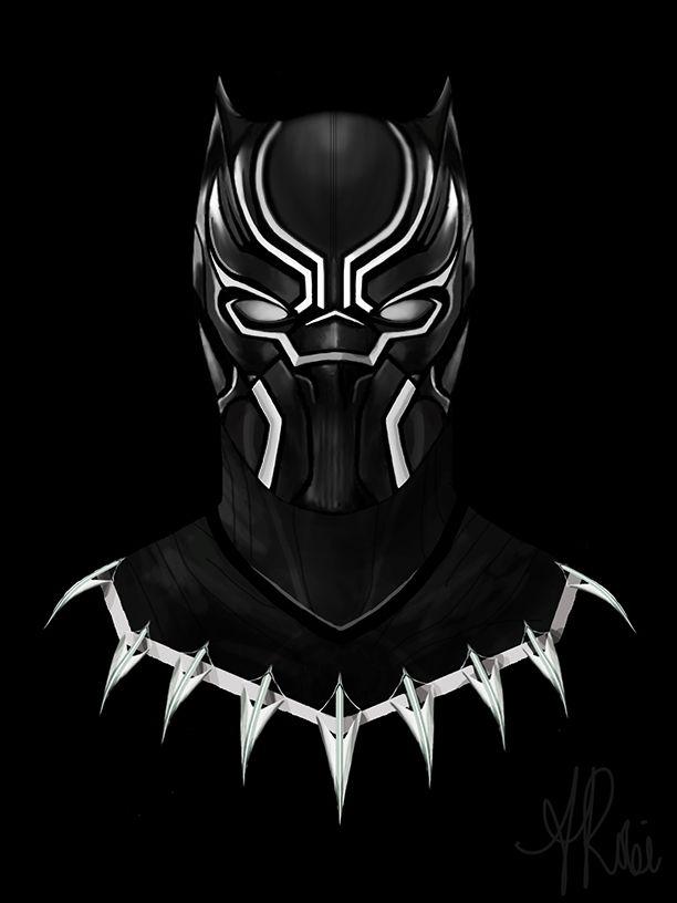 Manof2moro Black Panther Marvel Black Panther Art Black Panther Hd Wallpaper