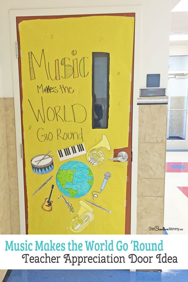 21 Awesome Teacher Appreciation Door Ideas Teacher Appreciation