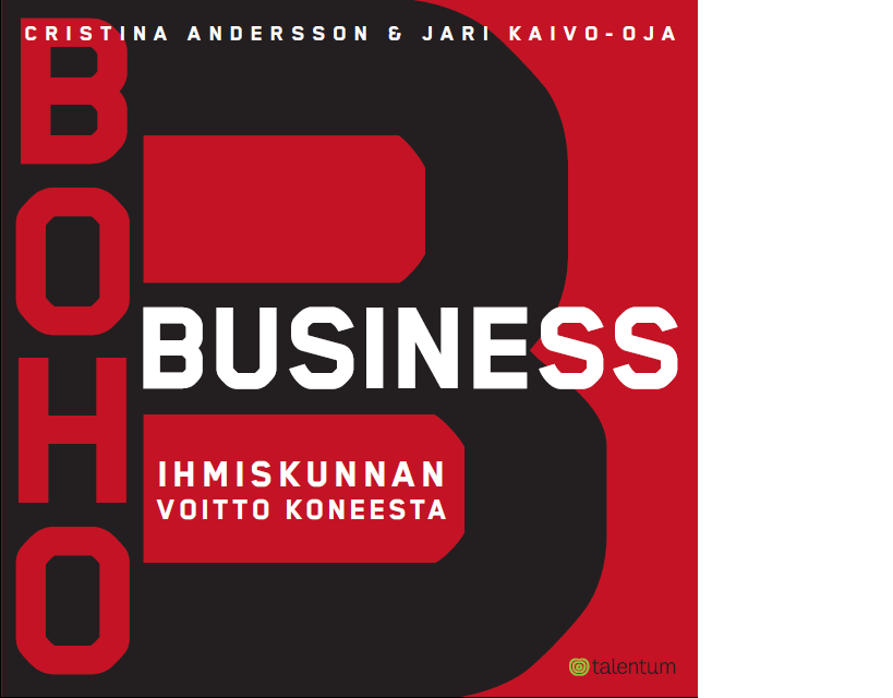 Book: BohoBusiness 2012. Coming up in English 2013.