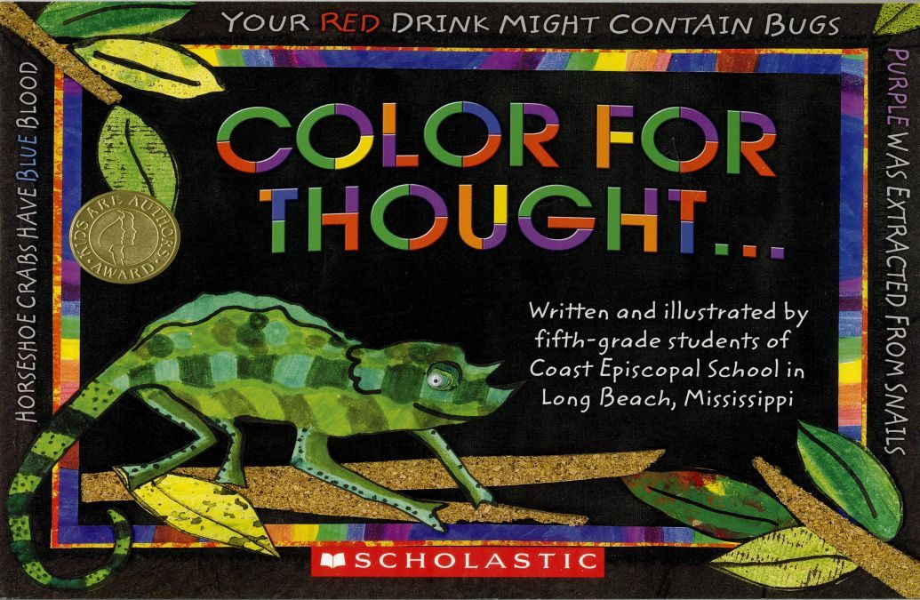 2004 color for thought nonfiction by fifth grade