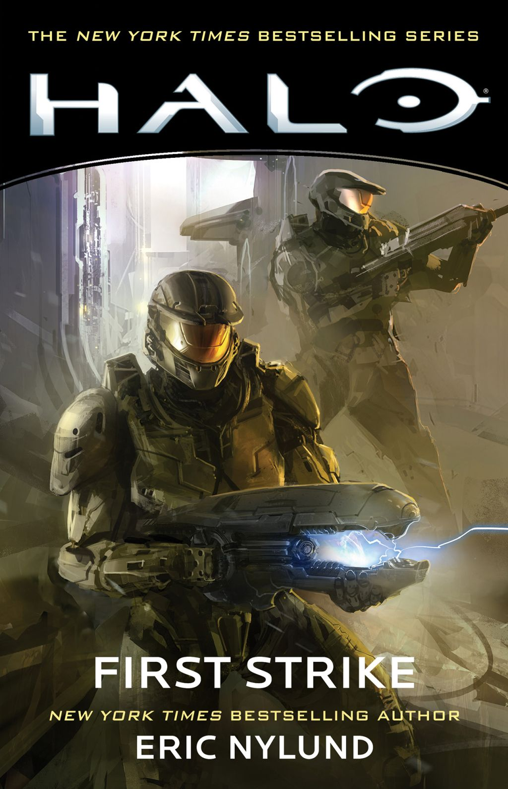 The first halo game