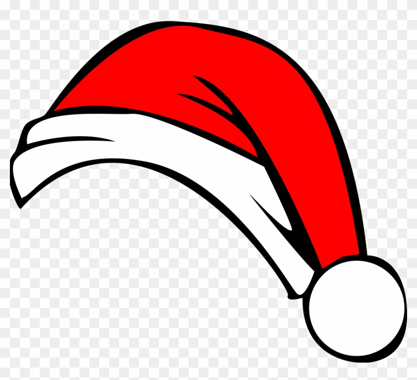 Christmas Hat Clipart.Santa Hat Clipart All About Christmas Free Clipart