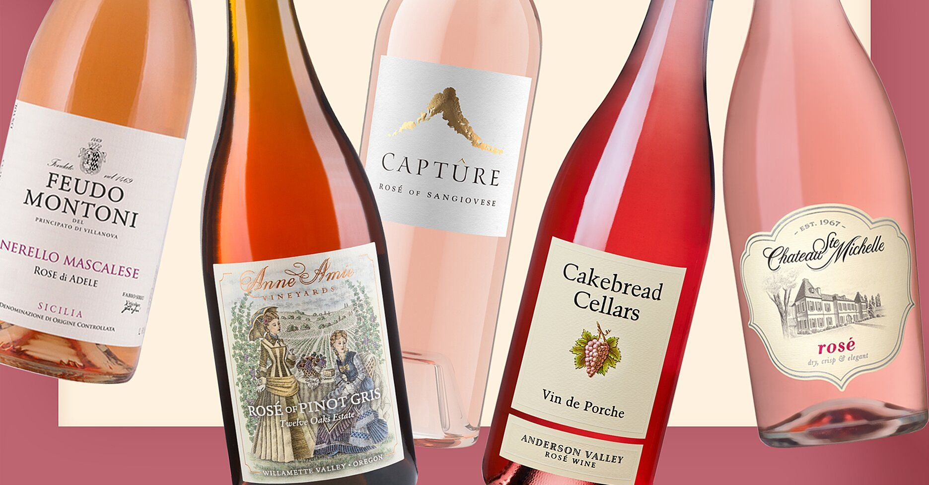 My Favorite Affordable Rose Wines All Under 10 Dollars Wine Recipes Wine Rose Wine