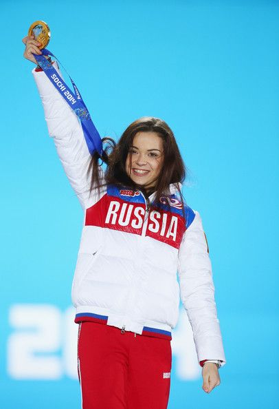 Russian Federation Medals Plaza Ladies