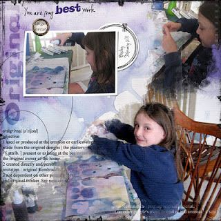 What is Art Journaling to me and my Miss Bailey.