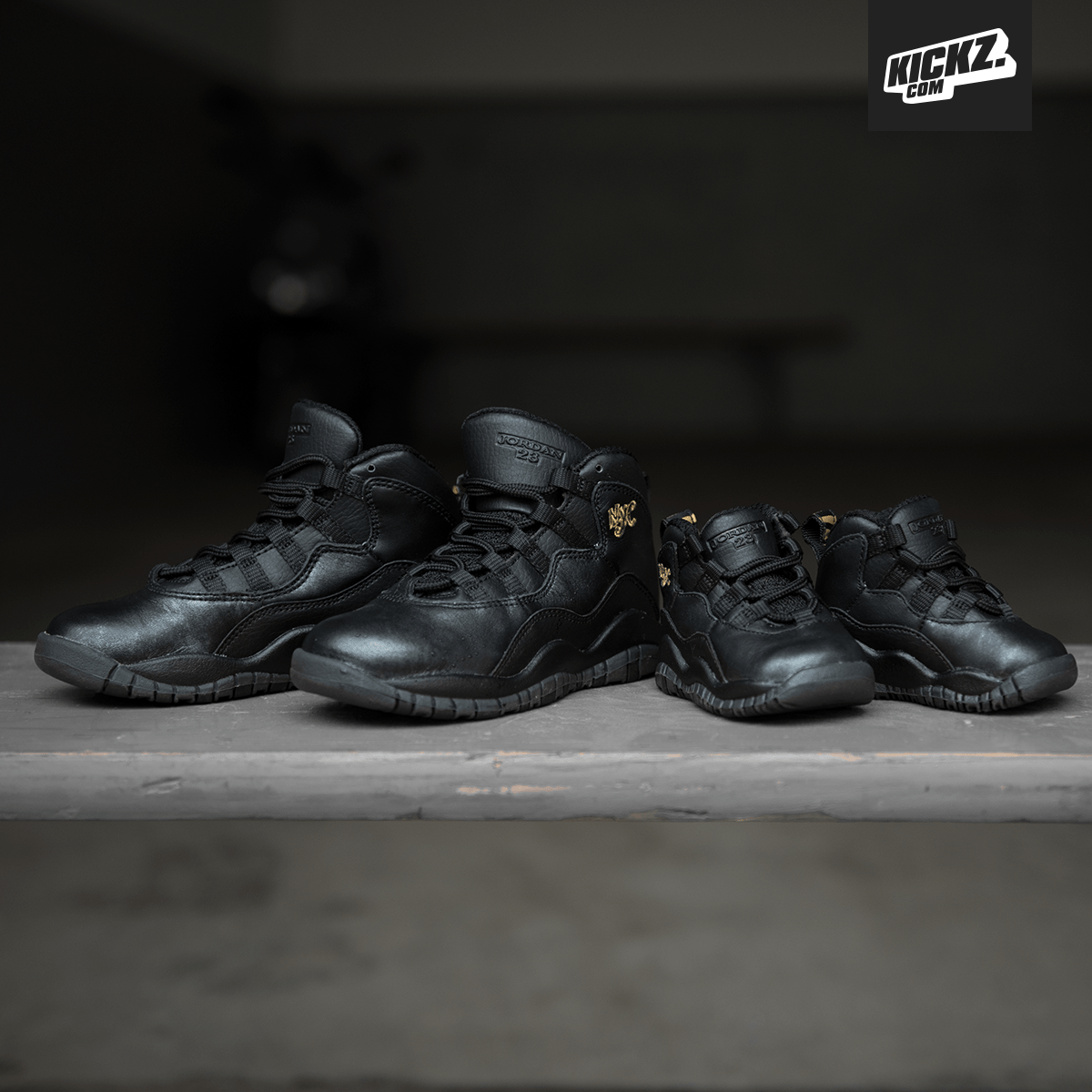 Hight Quality Nike Air Jordan 10 Stealth Black White