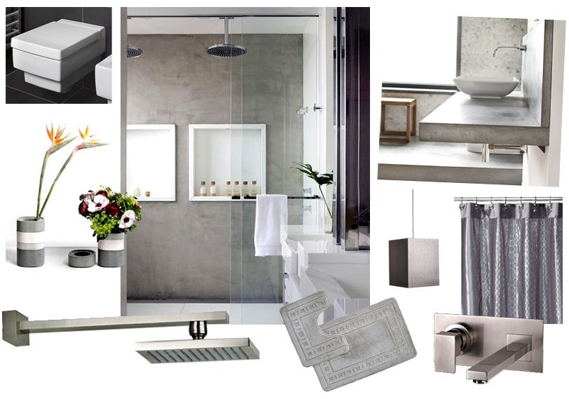 Contemporary Architectural Mood Boards