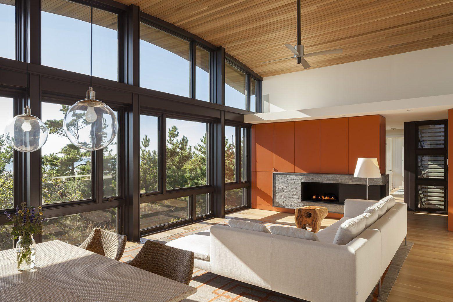 Galería - Casa en la dunas / Ruhl Walker Architects