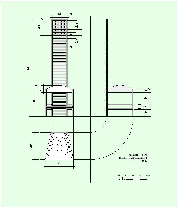 Hill House Mackintosh Plan Www Pixshark Com Images