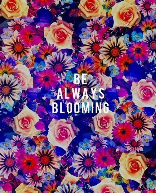 wild flower quote