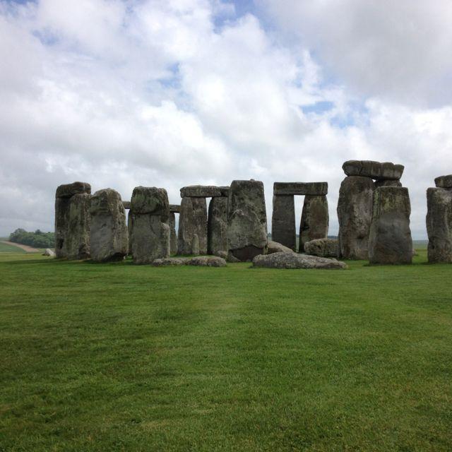Mysterious Places Stonehenge: Stonehenge And Salisbury