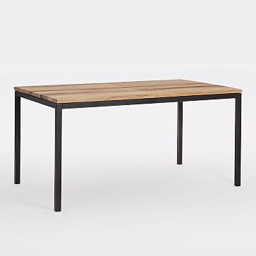 Stupendous Box Frame Expandable Dining Table 60 80 Mango Wood Gmtry Best Dining Table And Chair Ideas Images Gmtryco