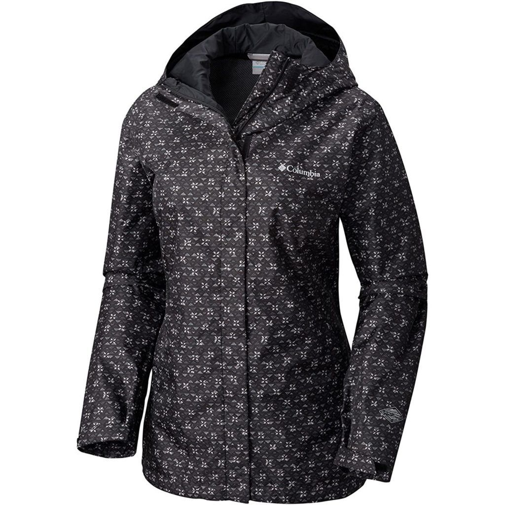 Columbia Women S Arcadia Print Jacket Shop2online Best Woman S Fashion Products Designed To Provide Jackets For Women Jackets Rain Jacket
