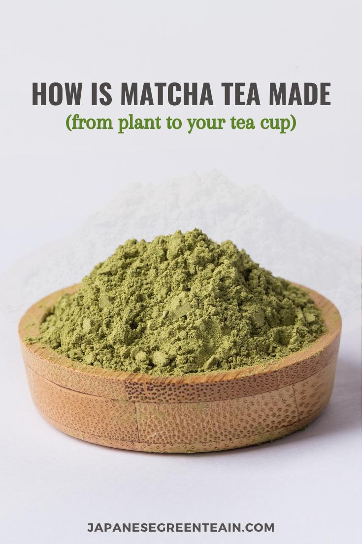 From Plant To Your Tea Cup How Is Matcha Tea Made Matcha Matcha Tea Tea Cups