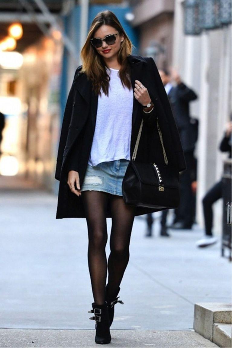 40 Trendy Casual Street Wear for Women Look More Elegant
