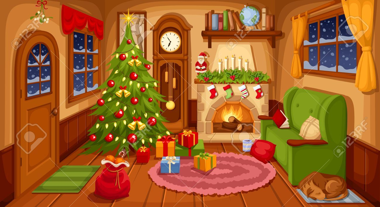 Image Result For Christmas Stock Images Illustration Rozhdestvenskaya Fotografiya Illyustracii Rozhdestvo
