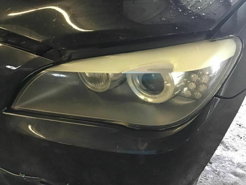 Ad eBay) Driver Headlight Xenon HID Adaptive Headlamps Fits 09-12