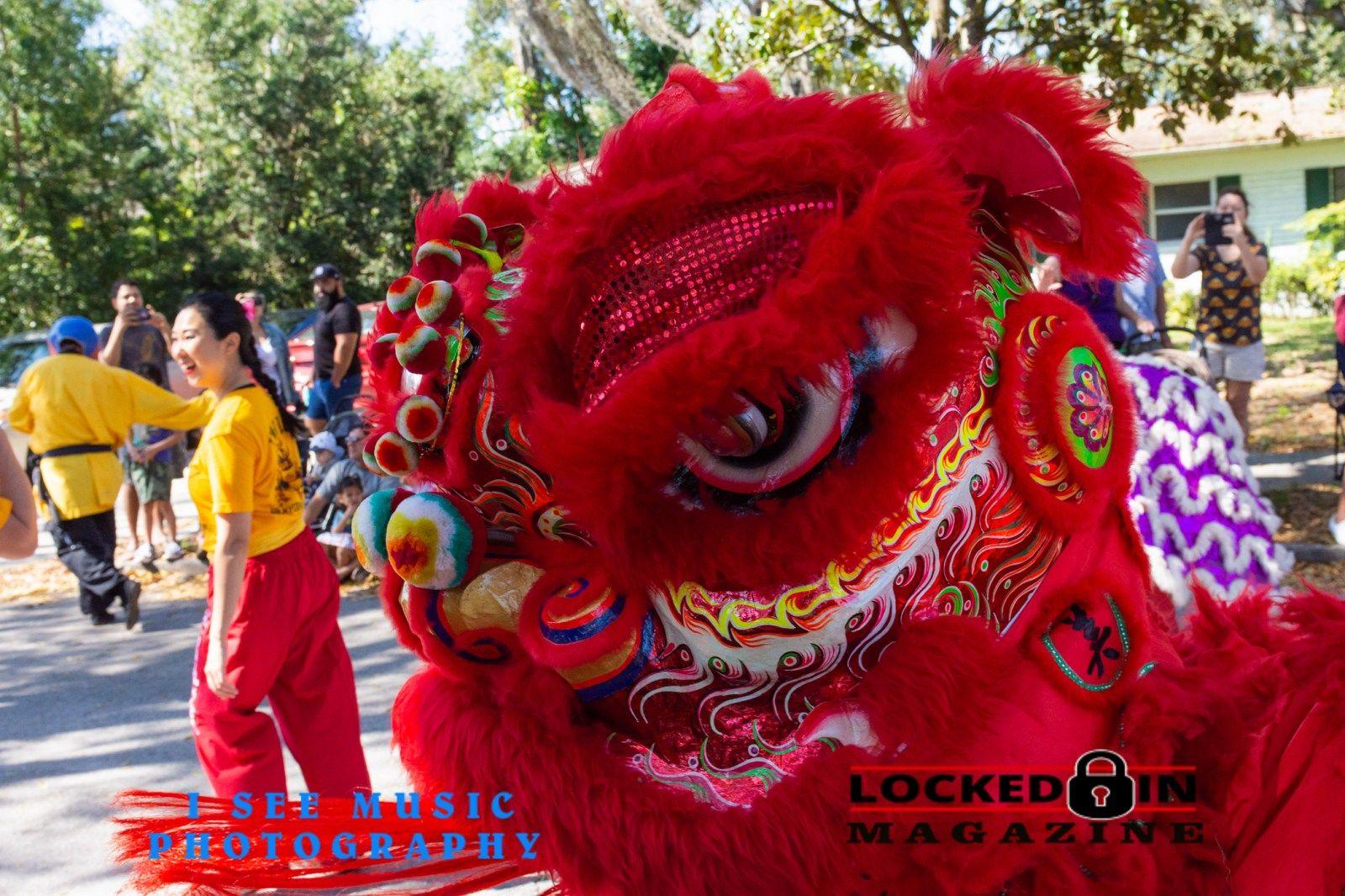 2019 Dragon Parade Lunar New Year Festival Lunar New New Years Parade Lunar Festival