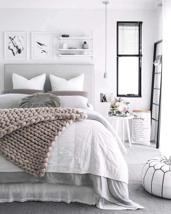 16 Relaxing Bedroom Designs For Your Comfort: 16 Modern And Cute Bedroom Ideas For Women