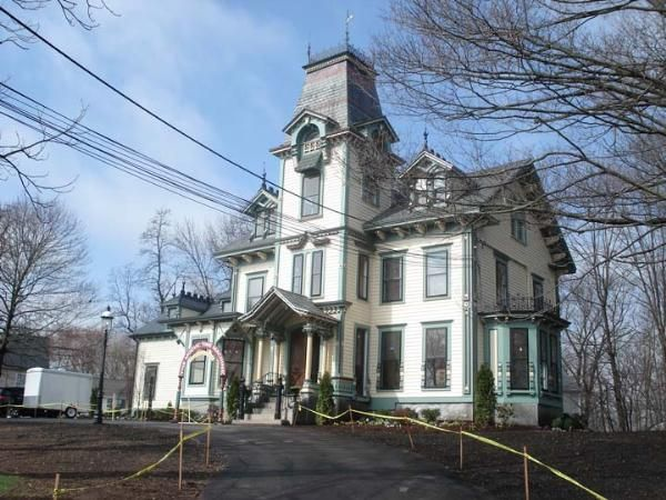 Historic Houses On Pinterest Victorian House Old Houses