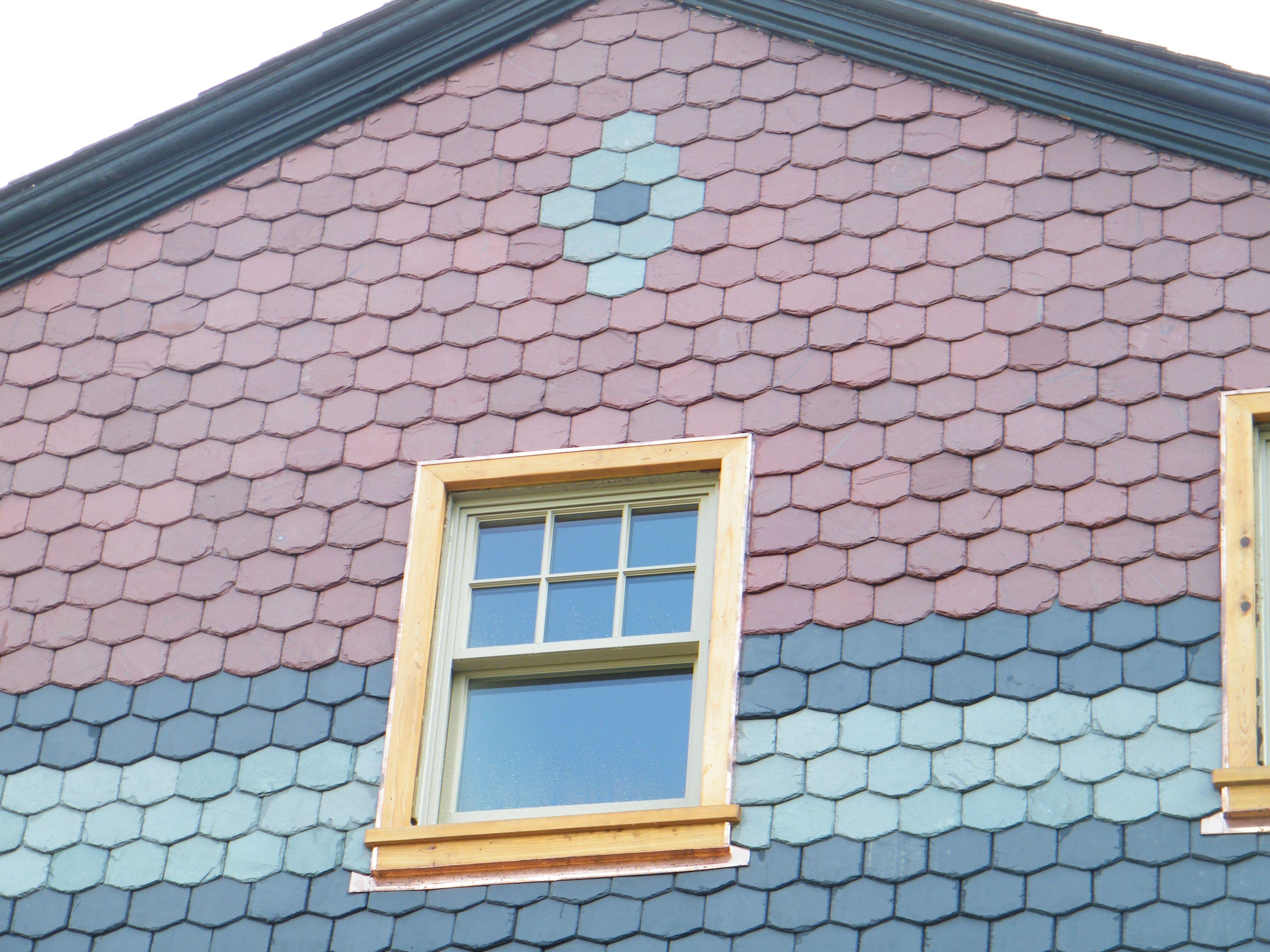 Best Pattern Slate Roof Tips Till Arkitekt House Roof Old 400 x 300