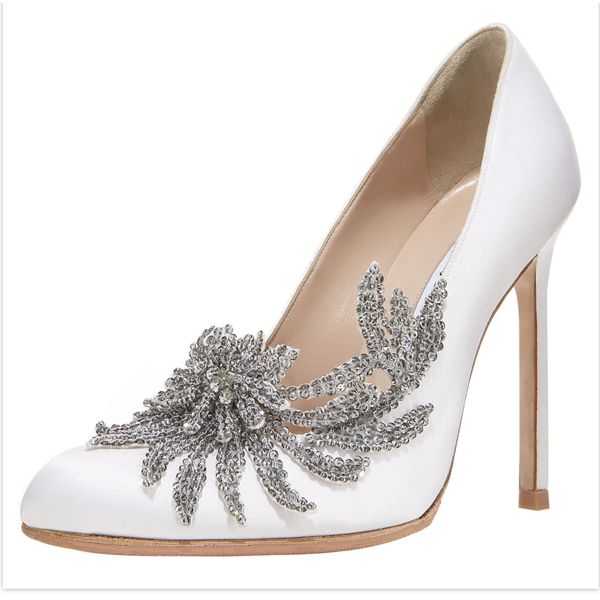 Manolo Blahnik Wedding Shoes Price