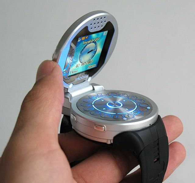 G108 Watch Phone, Been Wondering When Someone Would Make