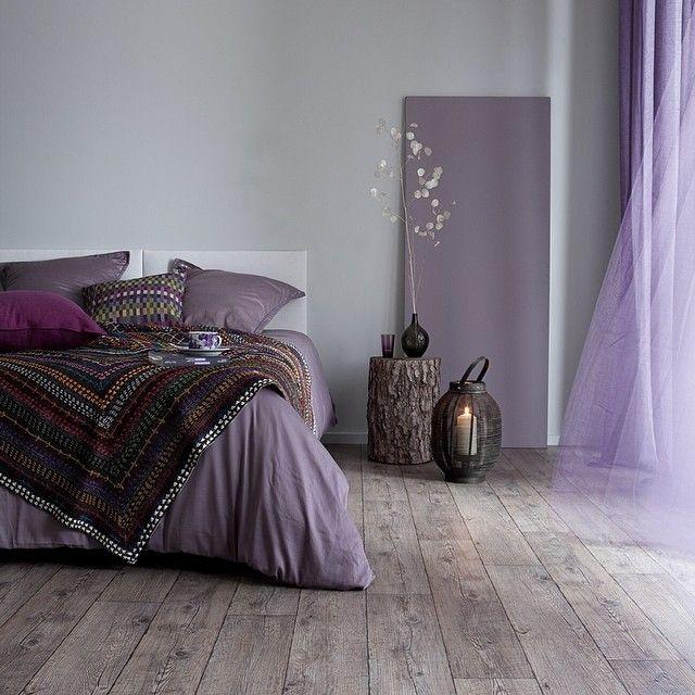 Paars interieur purple interior slaapkamer huis for Verfkleuren slaapkamer