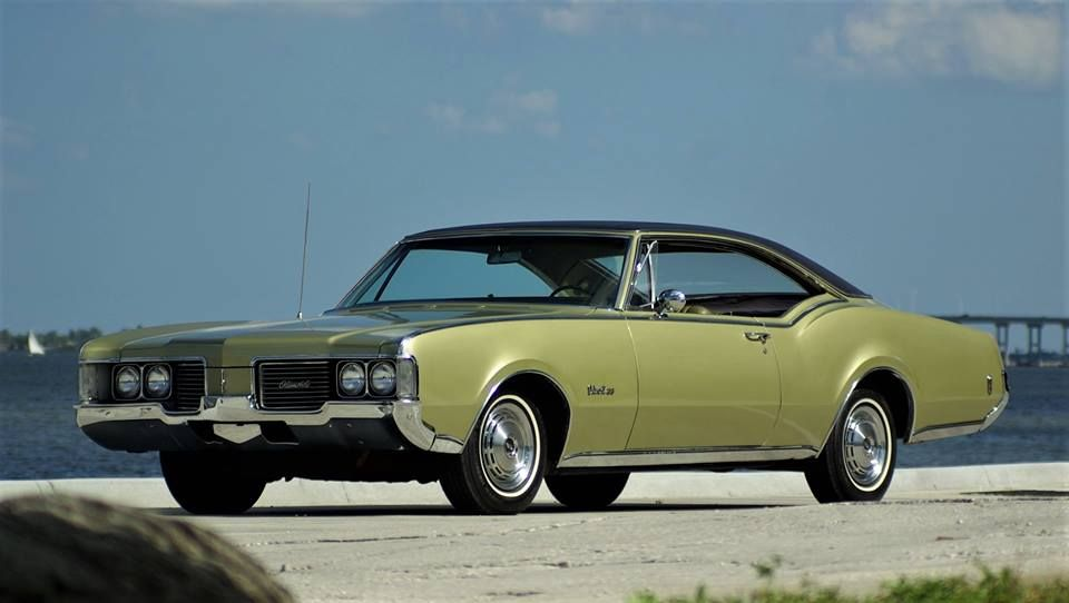 1968 Oldsmobile Delmont 88 Holiday Coupe   Vintage muscle ...