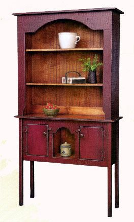 red country hutches and buffets sam stoltzfus country dinning room rh pinterest com buffets and hutches canada buffets and hutches nz