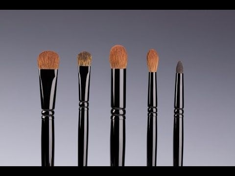 All about the NEW Wayne Goss The Eye Set | Beautylish The BEST shadow brushes. Check this out to see how they are crafted for you … | Eye ...