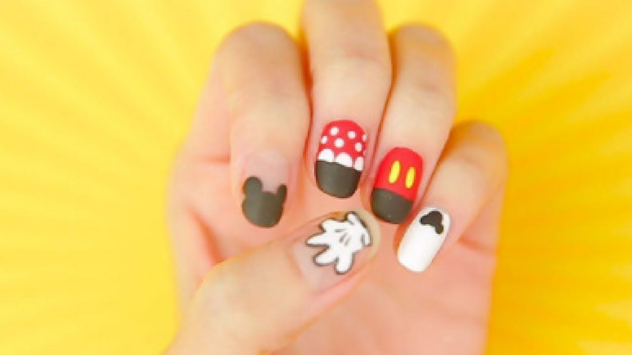 New Cute Nail Art The Best Nail Art Designs Compilation For
