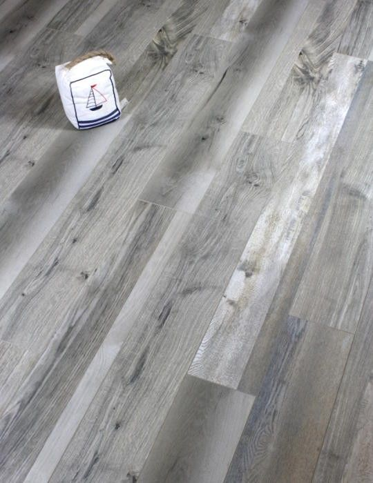 Jewel Silver Grey Oak Laminate Flooring 12mm In Stock Now Laminate
