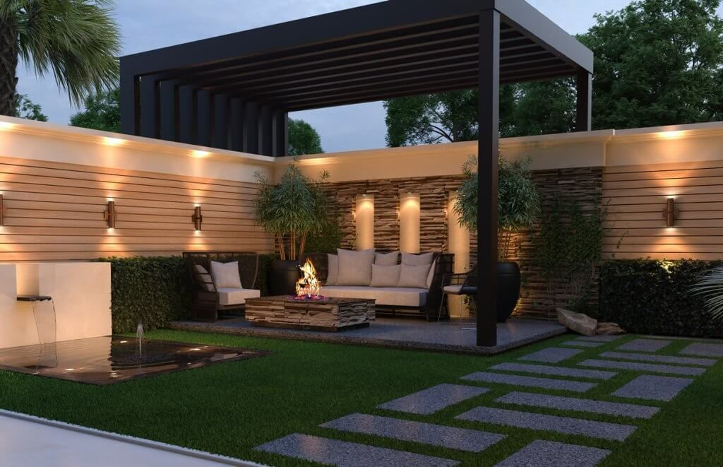 Photo of Modern Classic House Design | Exterior Design | Dammam, KSA – CAS