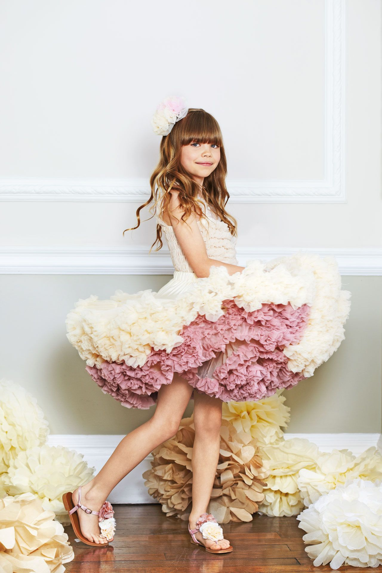 Flower girl dresses u page boy outfits bridesmagazine in