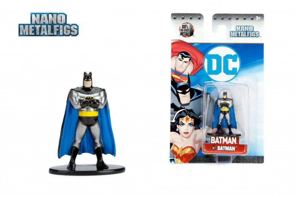 Jada Nano Metalfigs DC, Single Pack You Pick