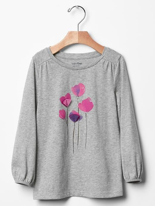 69cb7d651fa2 Embellished graphic tunic // Gap // 2T for fall/winter -- 3T for  spring/summer