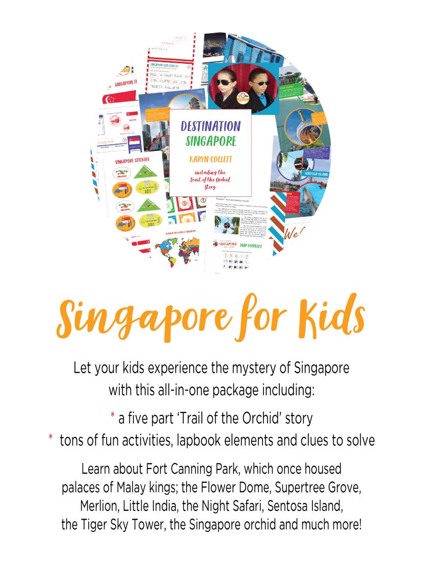 Singapore Adventure - | iHN Middle School Homeschool