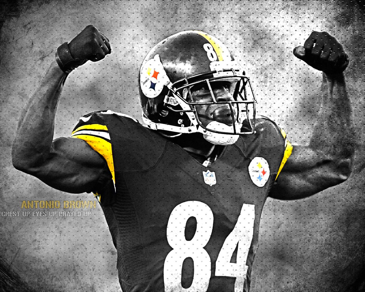 Antonio Brown Wallpapers Antonio Brown Wallpaper Steelers Photo Posters