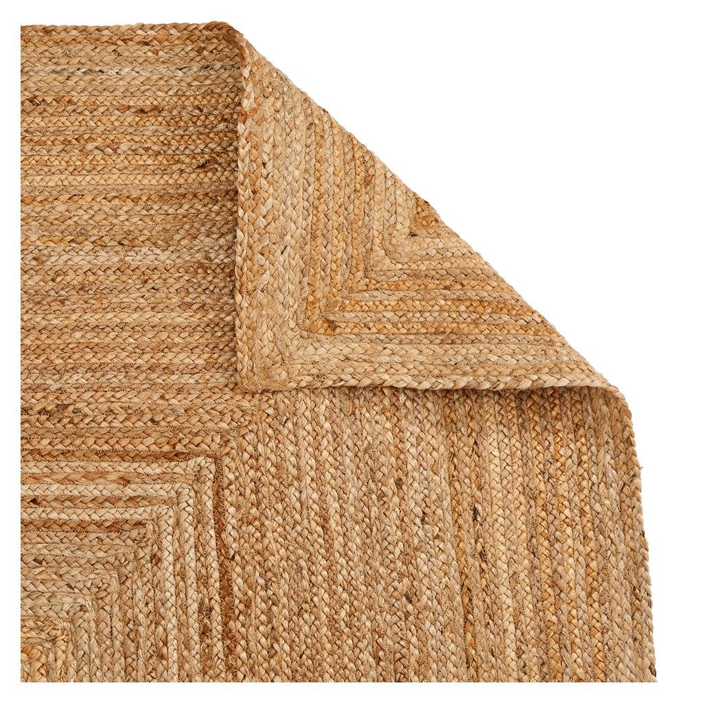 Jute Braided Rug Large Rugs Home Accessories The Conran