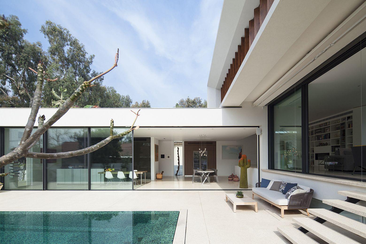 Gallery of Mediterranean Villa / Paz Gersh Architects - 9
