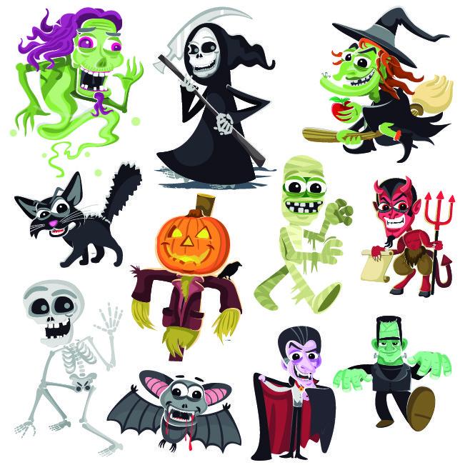 13+ Dibujos de halloween de miedo ideas in 2021